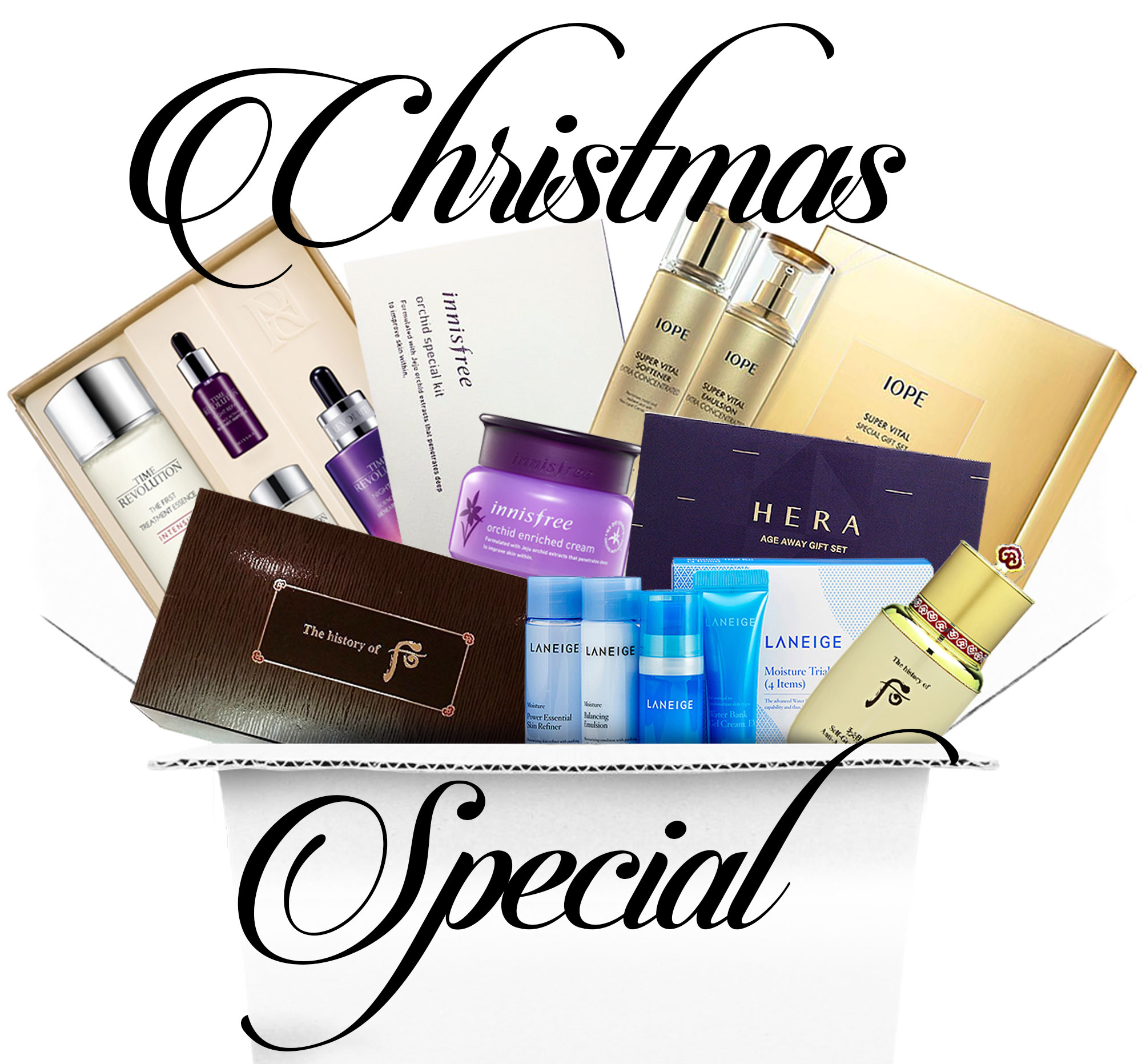 Best Christmas gifts ideas Korean skin care & makeup for all ages & skin types K-beauty Blog Europe