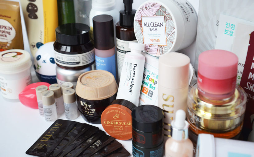 My Korean skin care routine – 100% products from Korea!