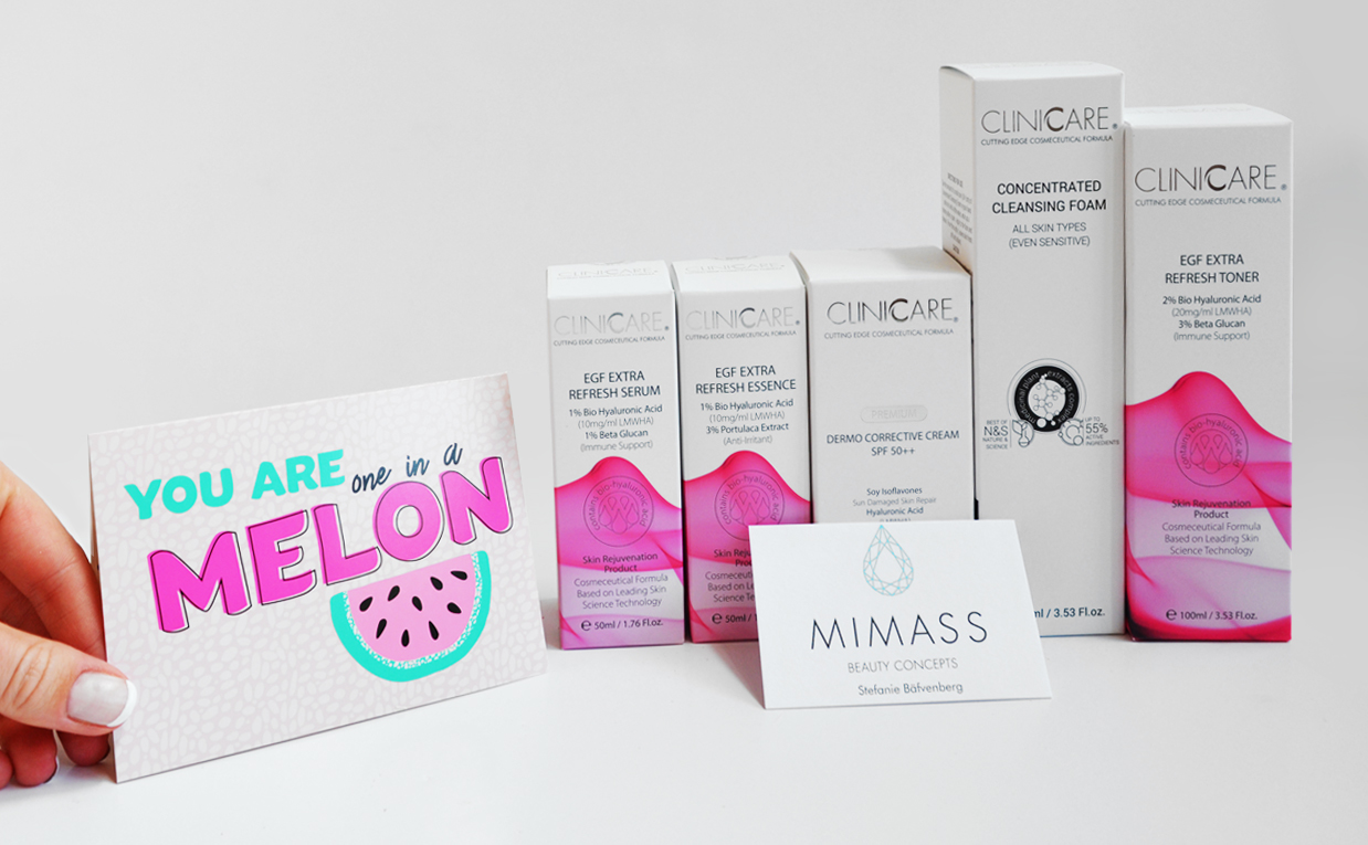 Mimass Cliniccare K-beauty Blog Europe all about Korean skin care and makeup