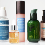 My 7 top best light & fresh Korean serums!