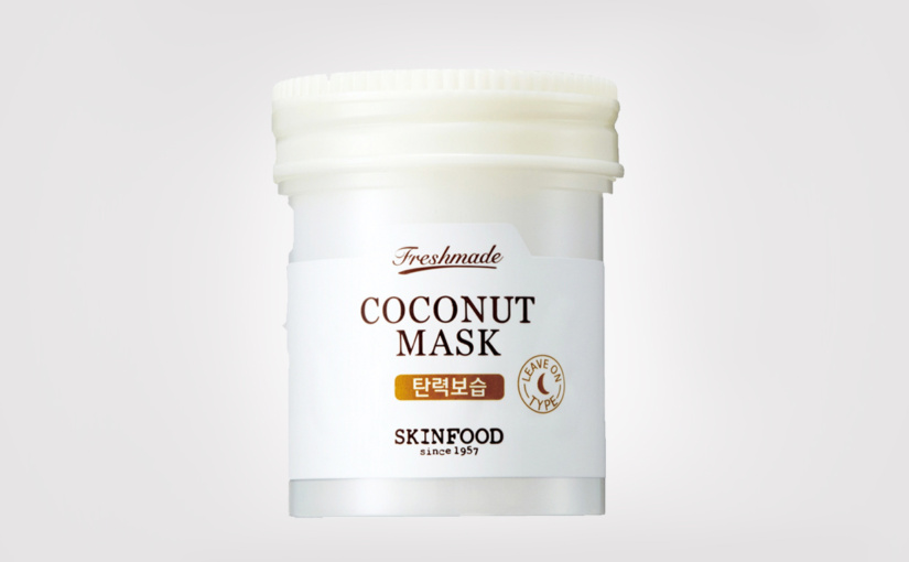 FIRST IMPRESSION: Skinfood Freshmade Coconut Mask