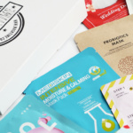 Delivery – Mask Time's lovely subscription boxes!