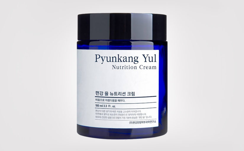 FIRST IMPRESSION: Pyunkang Yul Nutrition Cream
