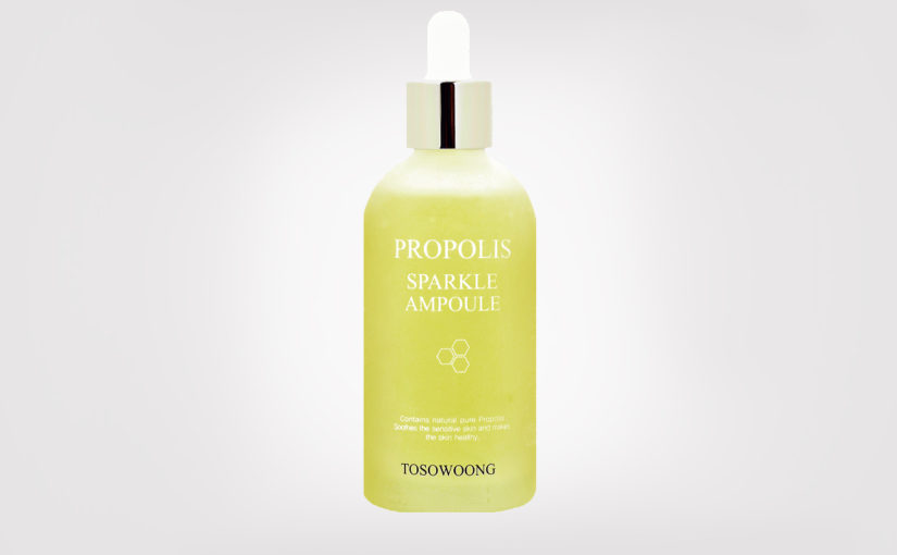 FIRST IMPRESSION: Tosowoong Propolis Sparkle Ampoule