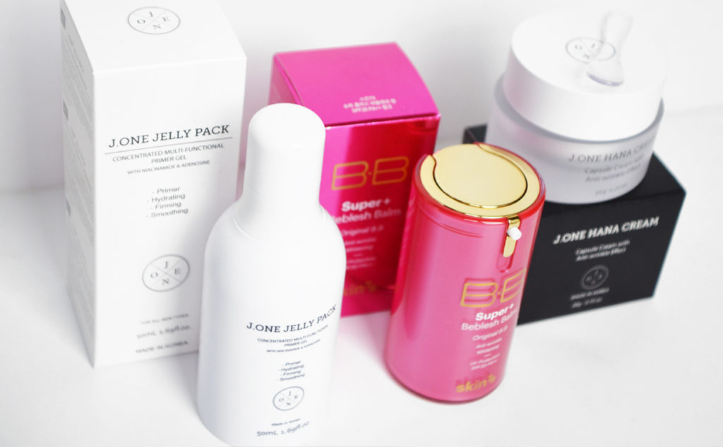 3 K-beauty favourites from Eleven se Best korean skin care and makeup highly recommended K-beauty Blog Europe