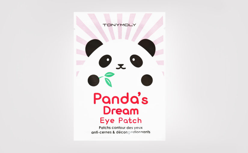 FIRST IMPRESSION: Tonymoly Panda's Dream Eye Patch