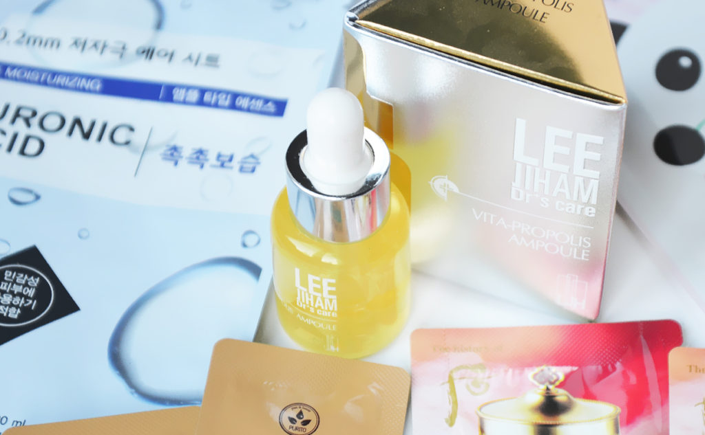 GIVEAWAY Win Korean skin care from Leegeehaam Etude House & Tonymoly K-beauty Blog Europe