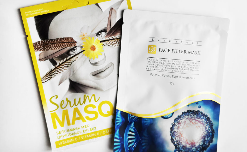 GIVEAWAY Win Korean skin care from Dermaheal and MASQ+ K-beauty Blog Europe