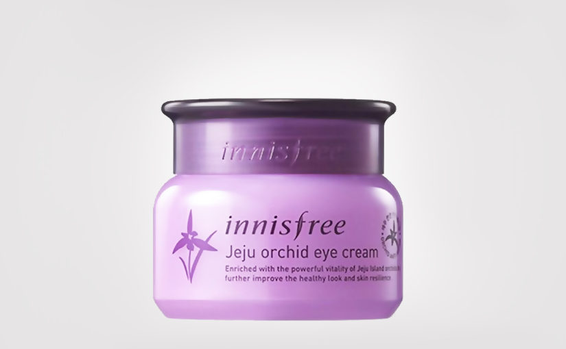 FULL REVIEW: Innisfree Jeju Orchid Eye Cream