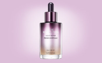 Buy Time Revolution Night Repair Probio Ampoule serum from Korea wrinkles mature skin K-beauty webshop