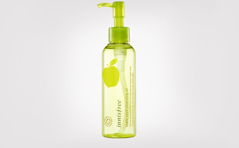 Review Innisfree Apple Seed Cleansing Oil from Korea Korean Skin Care K-Beauty Blog Europe