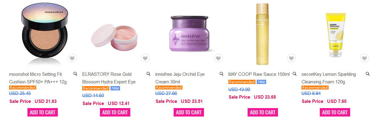 JOLSE Sale Hot deals and discounts on cheap Korean skin care K-beauty Blog Europe