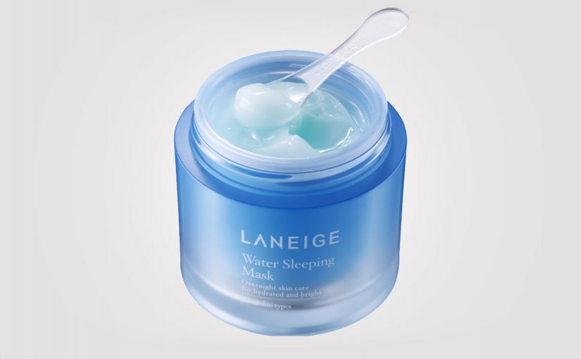 Beställde hem Laneige Water sleeping mask