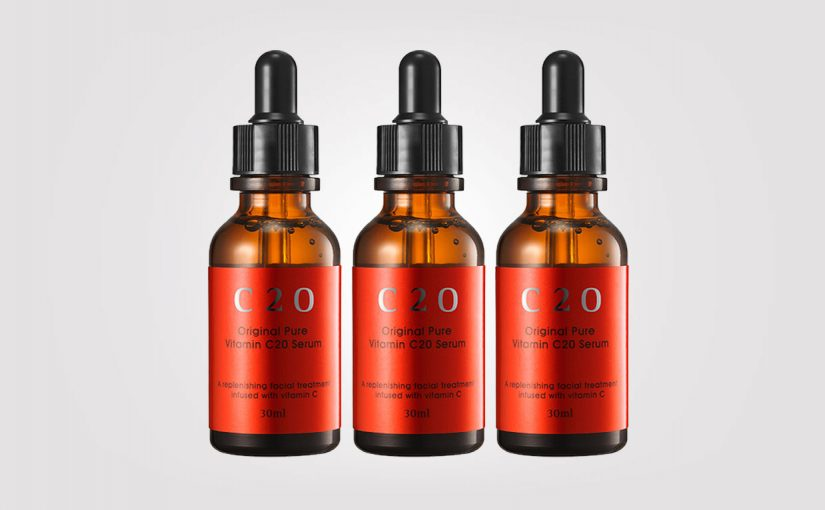 Mer information om OST Vitamin C20 serum från Korea