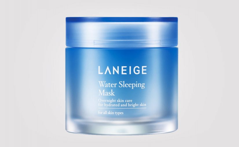 FIRST IMPRESSION: Laneige Water Sleeping Mask. K-beauty Sverige