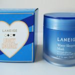 Leverans från Korea: Laneige Water Sleeping Mask