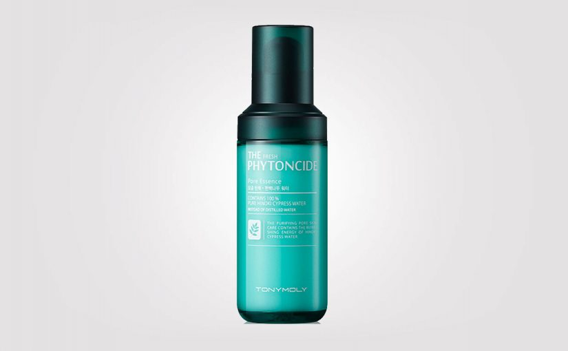 FIRST IMPRESSION: Tonymoly The Fresh Phytoncide Pore Essence. K-beauty Sverige