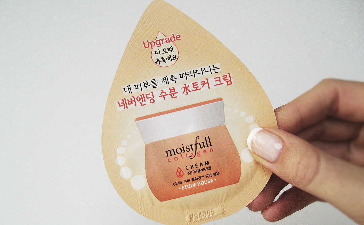 När vi ändå pratar om Etude House Moistfull Collagen Cream. Dupe på Clinique Moisture Surge K-beauty Sverige