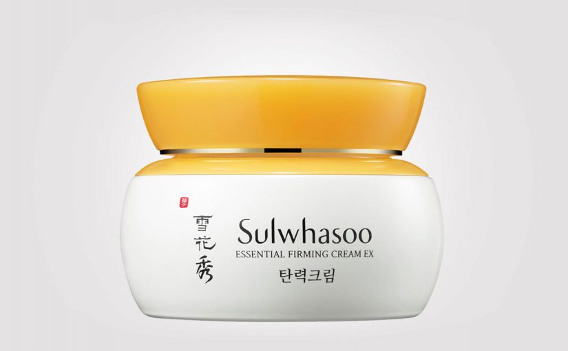 FIRST IMPRESSION: Sulwhasoo Essential Firming Cream EX