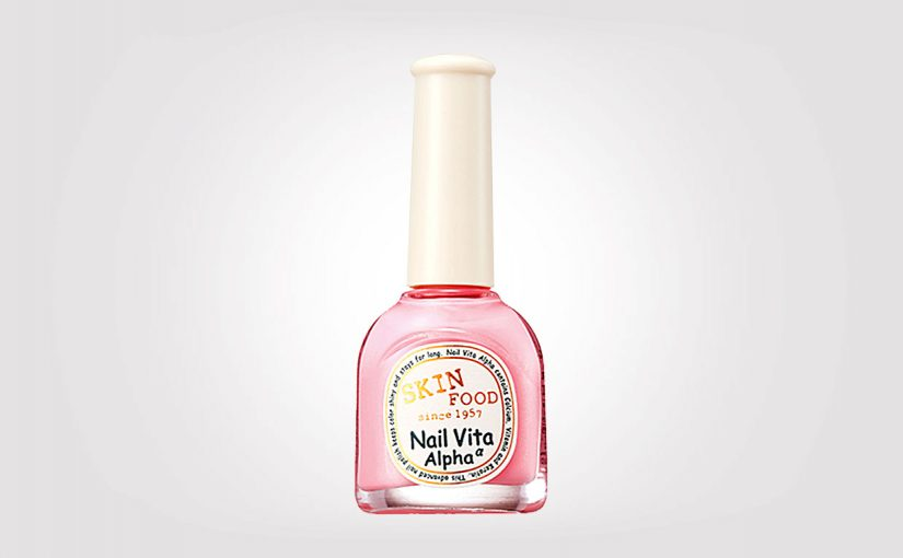 FIRST IMPRESSION: Skinfood Nail Vita Alpha Sweet Happening Nail nagellack #APK10