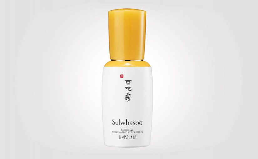 FIRST IMPRESSION recension Sulwhasoo Essential Rejuvenating Eye Cream EX ögonkräm. Koreansk hudvård K-beauty Sverige