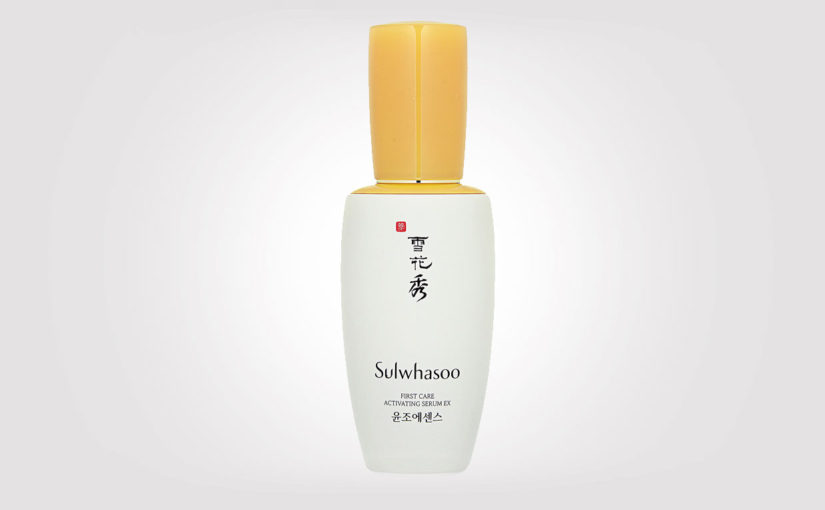 FIRST IMPRESSION: Sulwhasoo First Care Activating Serum EX