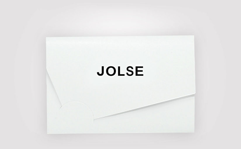 FIRST IMPRESSION: Jolse Blotting Paper