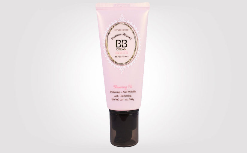 FIRST IMPRESSION: Etude House Precious Mineral BB Cream Blooming Fit