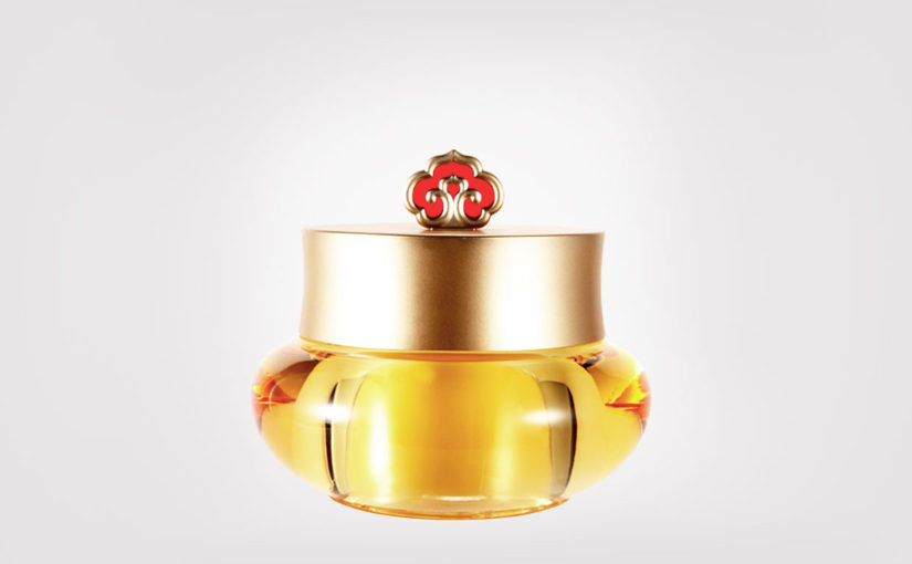 FIRST IMPRESSION: The History Of Whoo Gongjinhyang Qi & Jin Eye Cream
