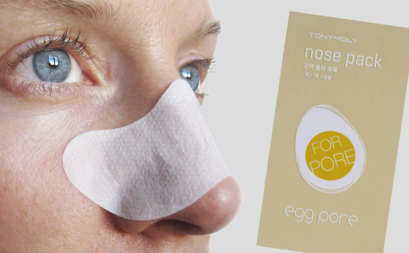Minns ni TonyMoly Egg Pore Nose Pack Package? Här kommer video recensionen.