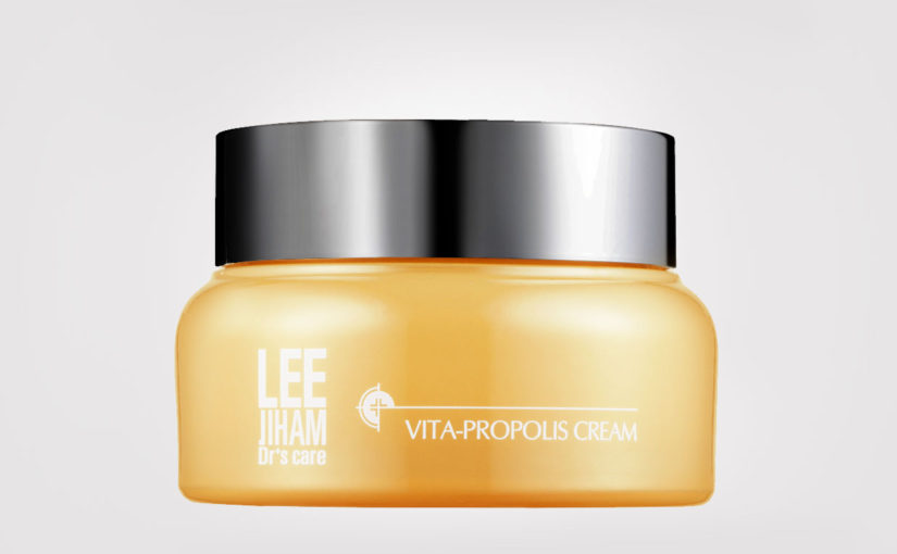 FIRST IMPRESSION: LJH Lee Jiham Vita Propolis Cream