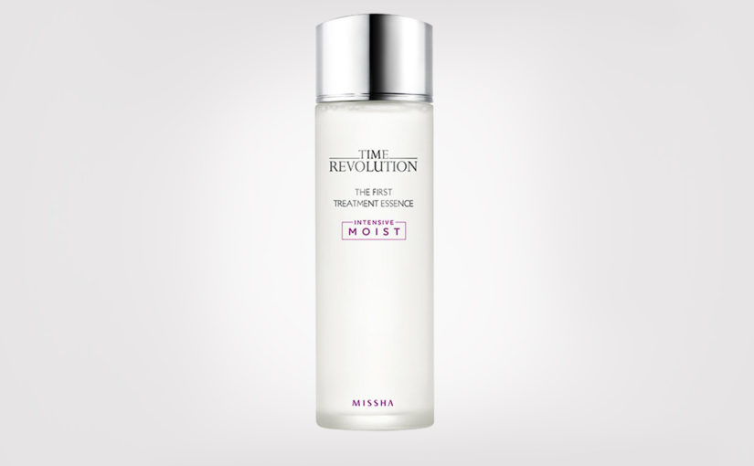 FIRST IMPRESSION: Missha Time Revolution The First Treatment Essence Intensive Moist