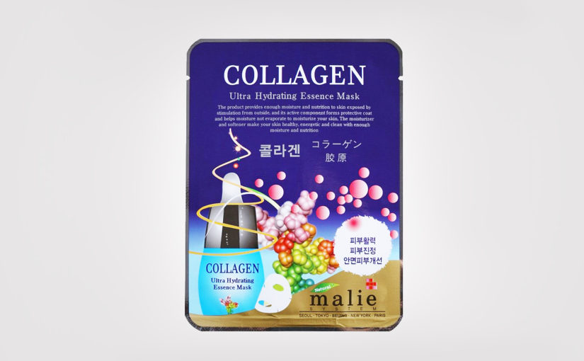 FIRST IMPRESSION: Malie Collagen Ultra Hydrating Essence Mask