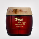 FIRST IMPRESSION: Holika Holika Wine Therapy Sleeping Mask, Red Wine
