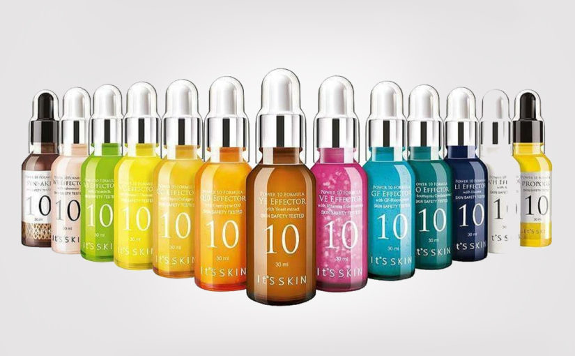 It's skin power 10 formula – koreanska serum för alla behandlingsområden