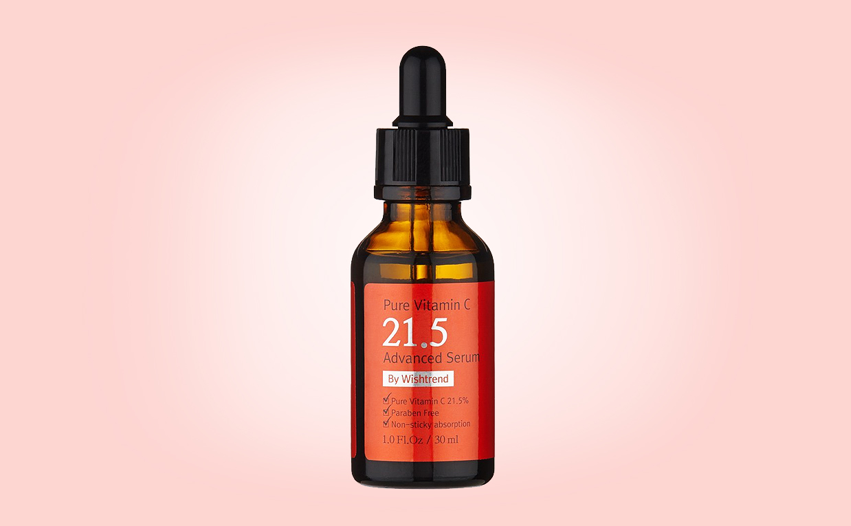 Köpa Pure Vitamin C21.5 Advanced Serum By Wishtrend från Korea Webbshop Koreansk hudvård K-beauty Sverige webbshopp