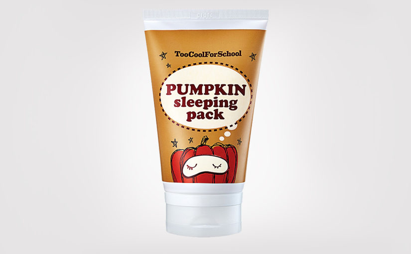 FIRST IMPRESSION: Too Cool For School Pumpkin Sleeping Pack