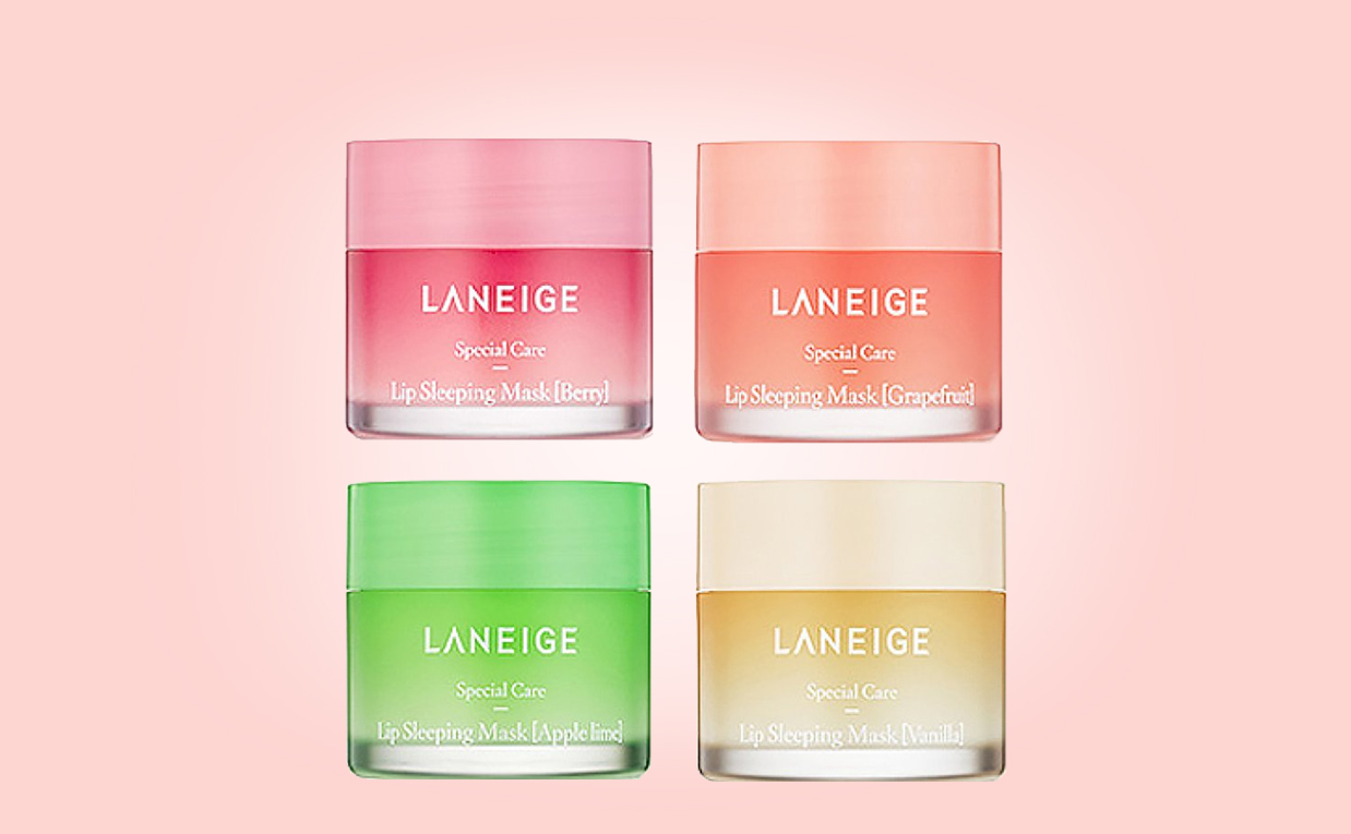 Köpa Laneige Lip Sleeping Mask läppmask från Korea K-beauty webbshop