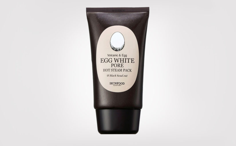 FIRST IMPRESSION: Skinfood Egg White Pore Hot Steam Pack