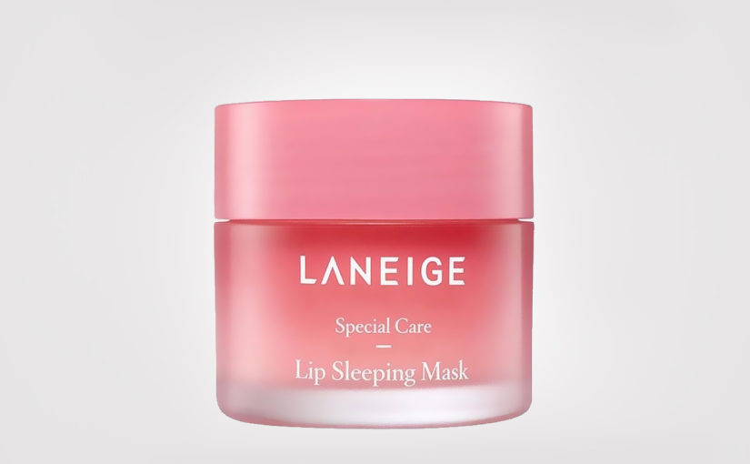 FIRST IMPRESSION: Laneige Lip Sleeping Mask