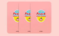 Köpa A'pieu Sweet Peach Sheet Mask från Korea K-beauty webbshop Koreansk hudvård webshop