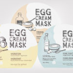 FULL RECENSION: Too Cool For School Egg Cream Mask