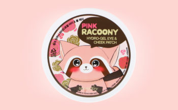 Köpa Secret Key Pink Racoony Hydro-Gel Eye & Cheek Patch ögon mask från Korea K-beauty webshop