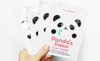 Recension Tonymoly Panda's Dream Eye Patch ögon mask från Korea Koreansk hudvård K-beauty Blogg Sverige