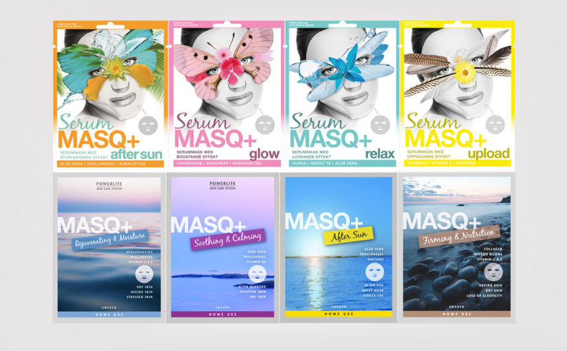 FULL RECENSION: MASQ+ Serum Sheet Mask & Powerlite MASQ+ Sheet Mask