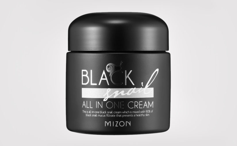 FULL RECENSION: Mizon Black Snail All In One Cream