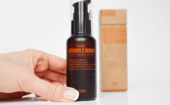 Recension PURITO Pure Vitamin C Serum från Korea Acne rynkor Koreansk hudvård K-beauty Blogg Sverige