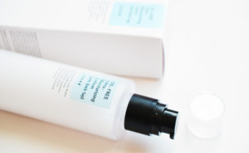 Recension Cosrx Oil-Free Ultra Moisturizing Lotion ansiktskräm acne problemhud känslig hud Koreansk hudvård K-beauty Blogg Sverige