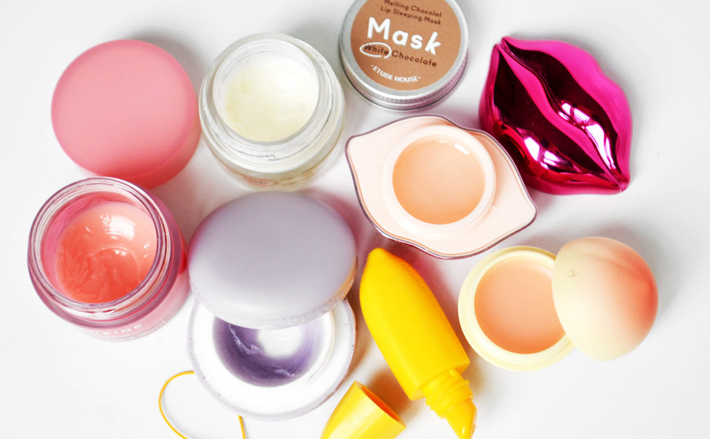 Koreanska lip balms läppbalsam från Korea Laneige It's Skin Tonymoly Etude House K-beauty Blogg Sverige