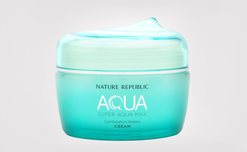 FULL RECENSION: Nature Republic Super Aqua Max Combination Watery Cream